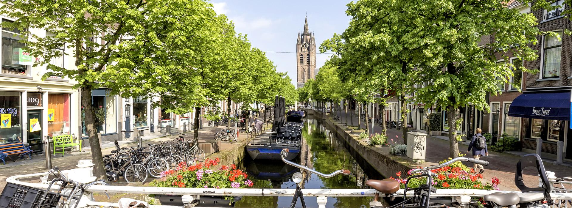 Hello Delft!